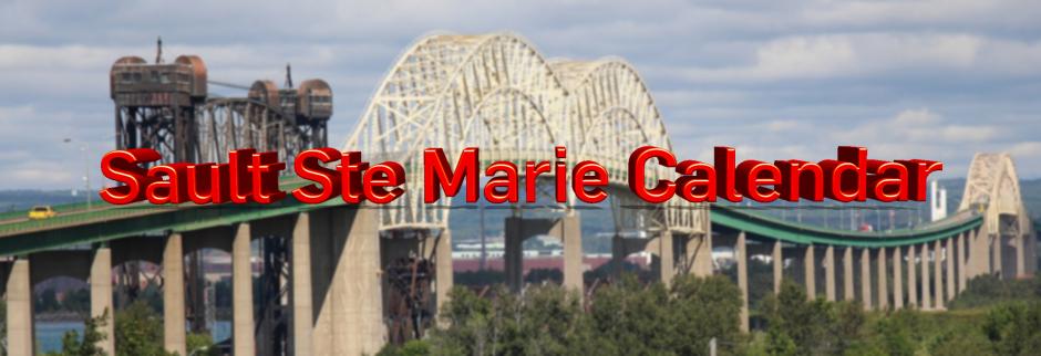Sault Ste Marie Community Calendar