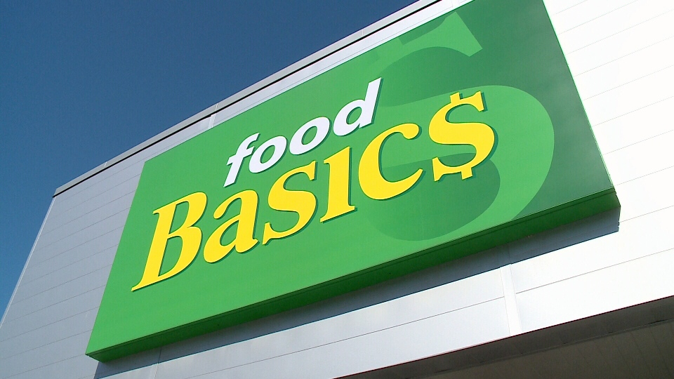 Food Basics downtown store February 28, 2019