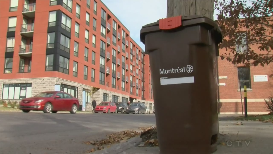Montreal compost bin