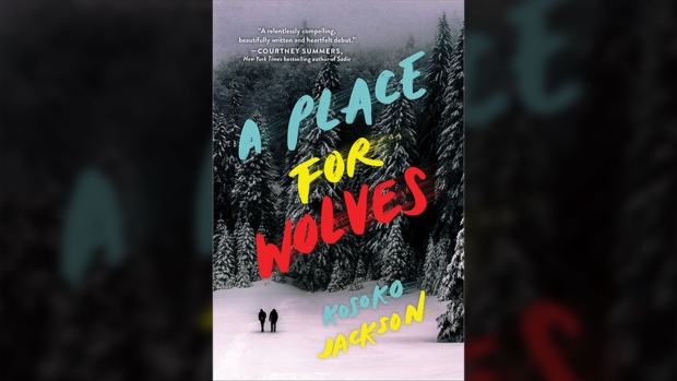 A Place for Wolves book, novel