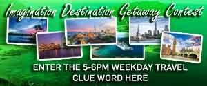 Imagination Destination Getaway 5-6pm Rotator