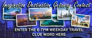 Imagination Destination Getaway 6-7pm Rotator