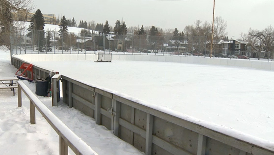 The outdoor rink at the Parkdale Community Association has reached the end of its lifespan but members want to raise money to make it a fully-accessible rink.