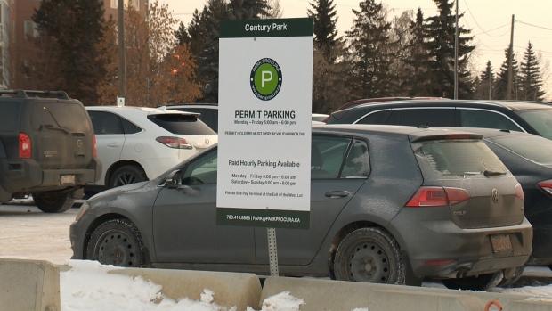Free parking at Century Park LRT station going away next month
