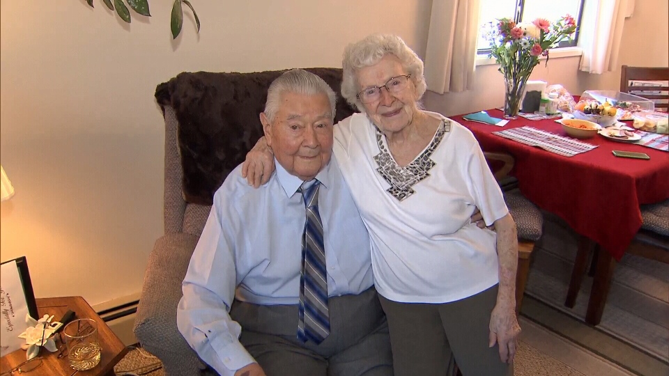 Jack Lawrence celebrates his centennial this weekend. His long-time partner, Eli, will turn 96 next week.