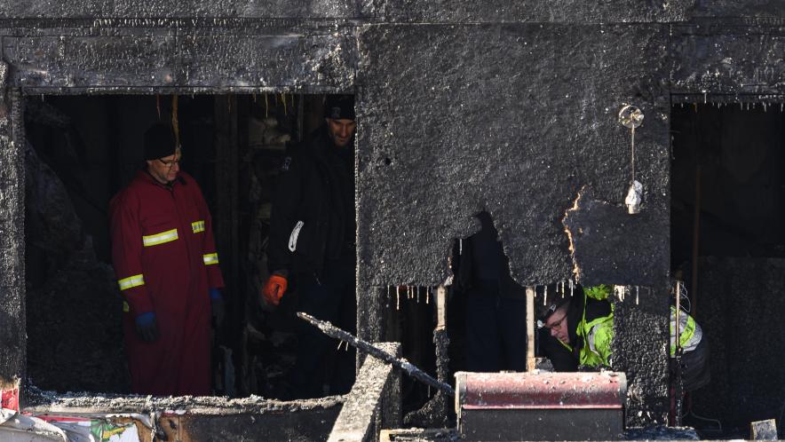 Barho Fire Safety