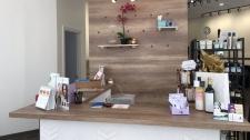 Miyosiwin Salon Spa front desk