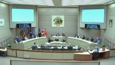 Calgary city council -major project funding