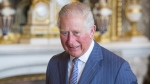 Prince Charles, the Prince of Wales attends a reception at Buckingham Palace on March 5, 2019. (Dominic Lipinski / Pool via AP)