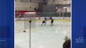 Trending: 2 to tango in hockey fight