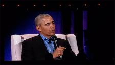 Former United Stated President Barack Obama, Forme