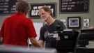 In this June 4, 2018, file photo, baker Jack Phillips, owner of Masterpiece Cakeshop, manages his shop in Lakewood, Colo. (AP Photo/David Zalubowski, File)