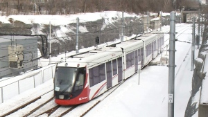 LRT won't be ready March 31st