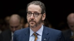 Gerald Butts, former principal secretary to Prime Minister Justin Trudeau, prepares to appear before the Standing Committee on Justice and Human Rights, on March 6, 2019. (Justin Tang / THE CANADIAN PRESS)