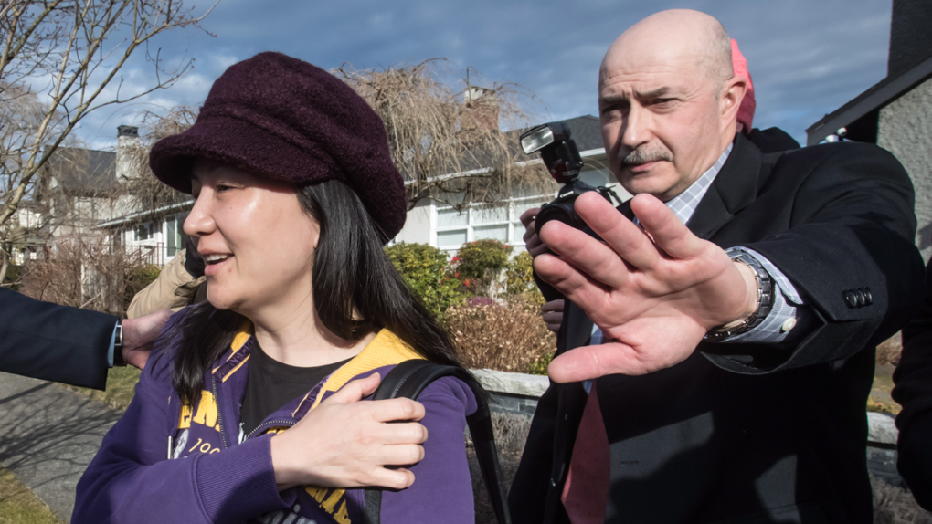 RCMP ordered to give Meng Wanzhou content from devices seized during arrest