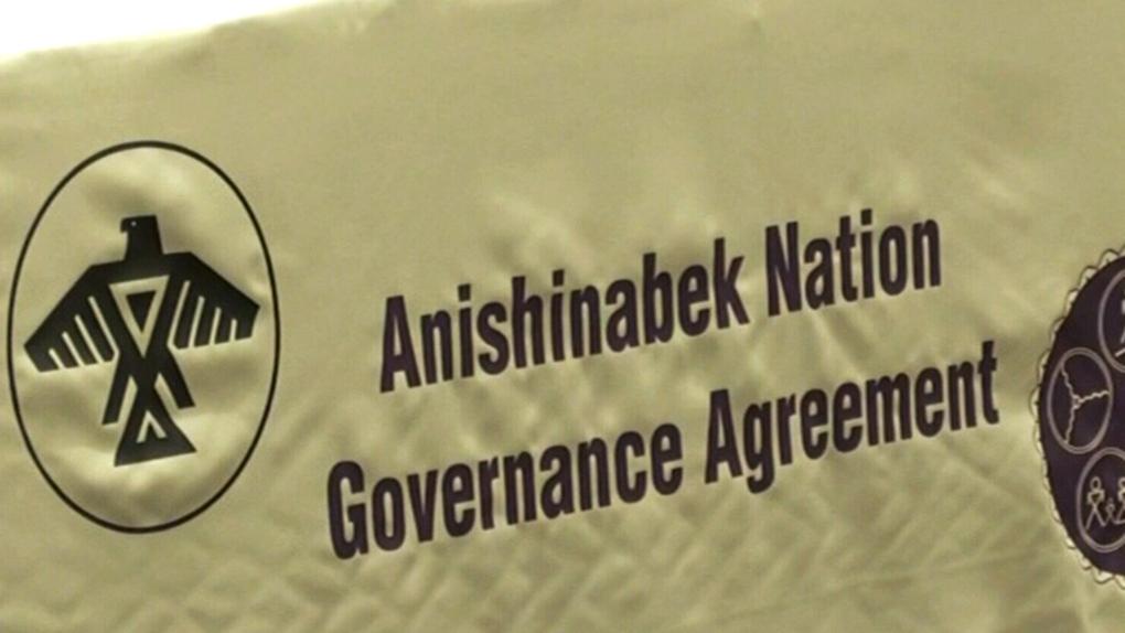Proposed Anishinabek Nation Governance Agreement