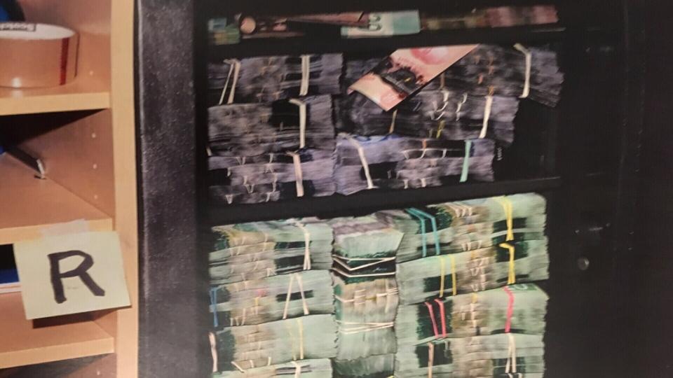 CRA investigating alleged money laundering