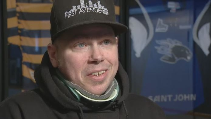 David Kelly was the head equipment manager of the Sea Dogs for 13 years until he retired in 2017. He was diagnosed with cancer in 2014