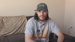 ONLINE EXCLUSIVE: Lyndsay Aelick's raw, uncut extended interview with Sudbury Five basketball player Devin Gilligan.