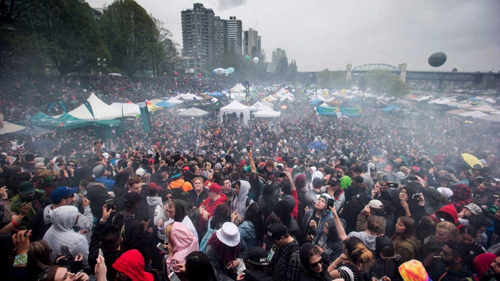 4/20 in Vancouver