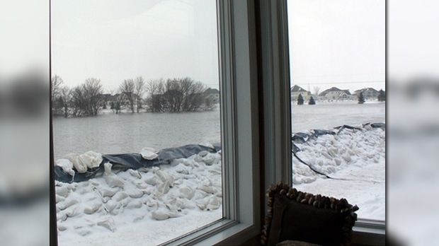 File image of a viewer submitted photo of flooding