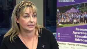 CTVNews.ca: Raising pancreatic cancer awareness