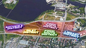 New Lebreton flats plans unveiled