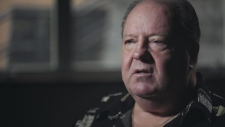 Training school survivor Rick Brown