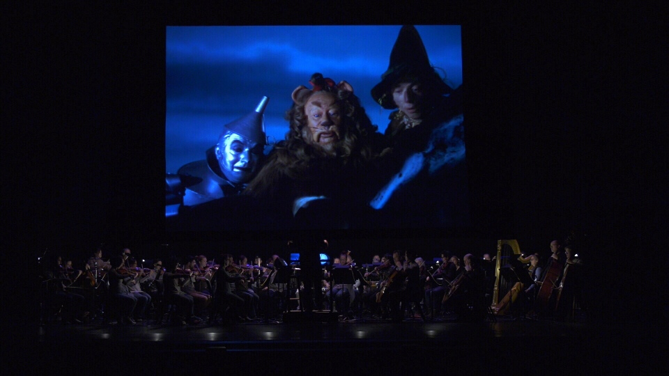 The Victoria Symphony is presenting the iconic film accompanied by a live orchestra. (CTV Vancouver Island)