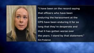 Kimberley Prodaniuk - CPS lawsuit