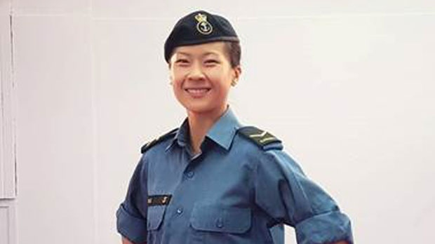 Yvette Yong is seen in this undated photograph.