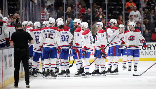 Icymi Montreal Canadiens Lose 8 2 In Thrashing By Anaheim Ducks