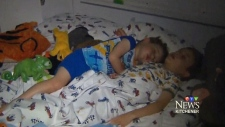 Daylight savings sleeping tips for kids