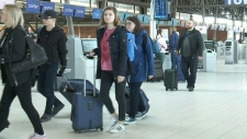 March Break begins; thousands fly out of the capit