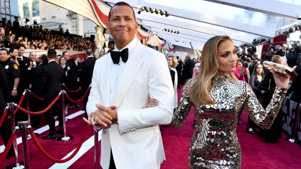 Jennifer Lopez and Alex Rodriguez announce engagement