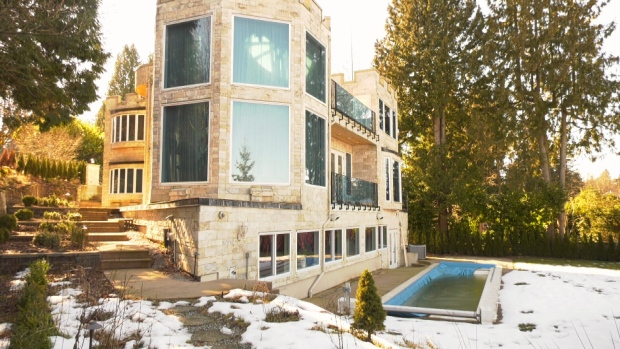 A UBC student pays $1,000/month to rent a room in this multi-million dollar mansion.