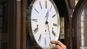 CTV National News: Time change sparks debate