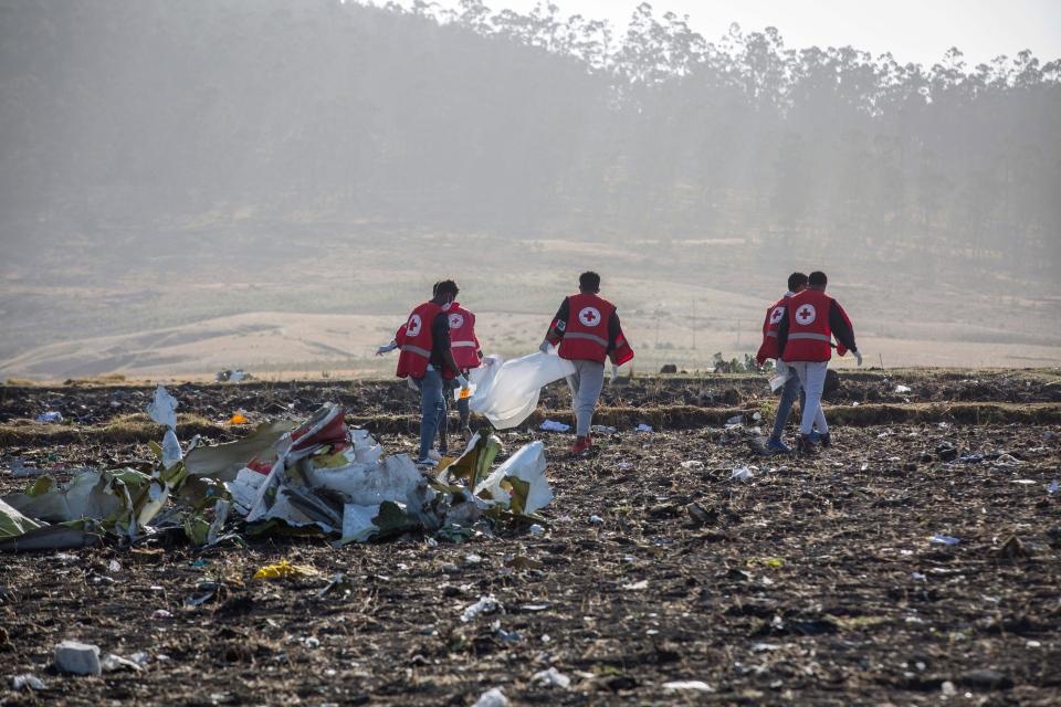 etjiopia plane crash