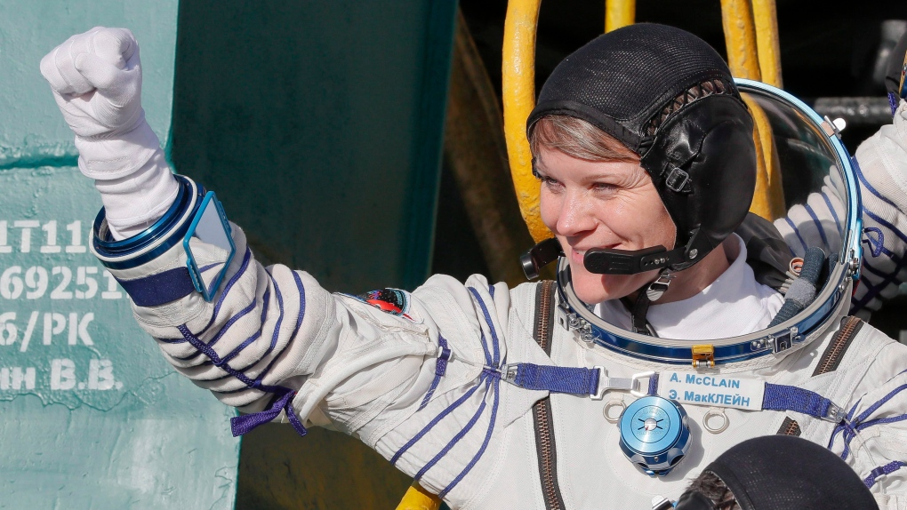 NASA investigating what may be first allegation of crime in space: report