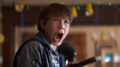 "Jacob Tremblay appears in the red-band trailer for his raunchy new comedy, ""Good Boys."" (Universal Pictures)"