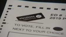 Albertans will be able to vote anywhere in the province during five days of advance polls in this spring's election.