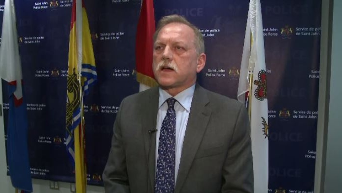 """""""For us, it's a day-to-day activity now,"""" said Saint John Police Chief Bruce Connell, who added that it's a federal issue that has become a municipal policing issue."""