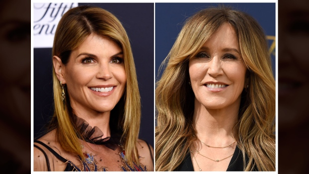 Lori Loughlin Appears In Court Over College Admissions Scandal