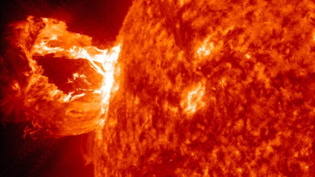'Enormous' solar storm struck Earth more than 2,600 years ago: study