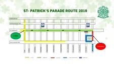 St. Patrick's parade, montreal 2019