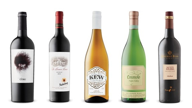 Wines of the Week - March 11, 2019