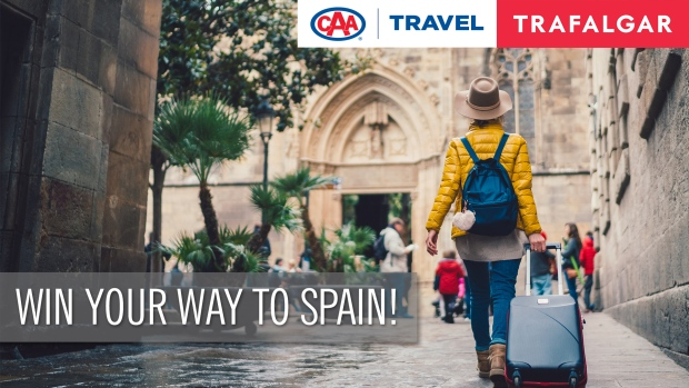 Win Your Way to Spain Header IMG