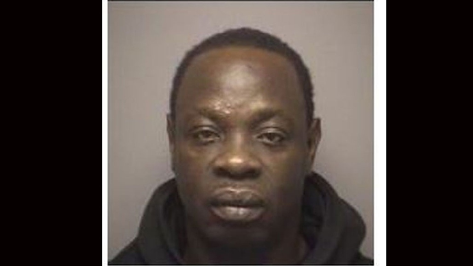 Martin Anthony Johnson, 51, is seen in this police handout. (Toronto Police Services)