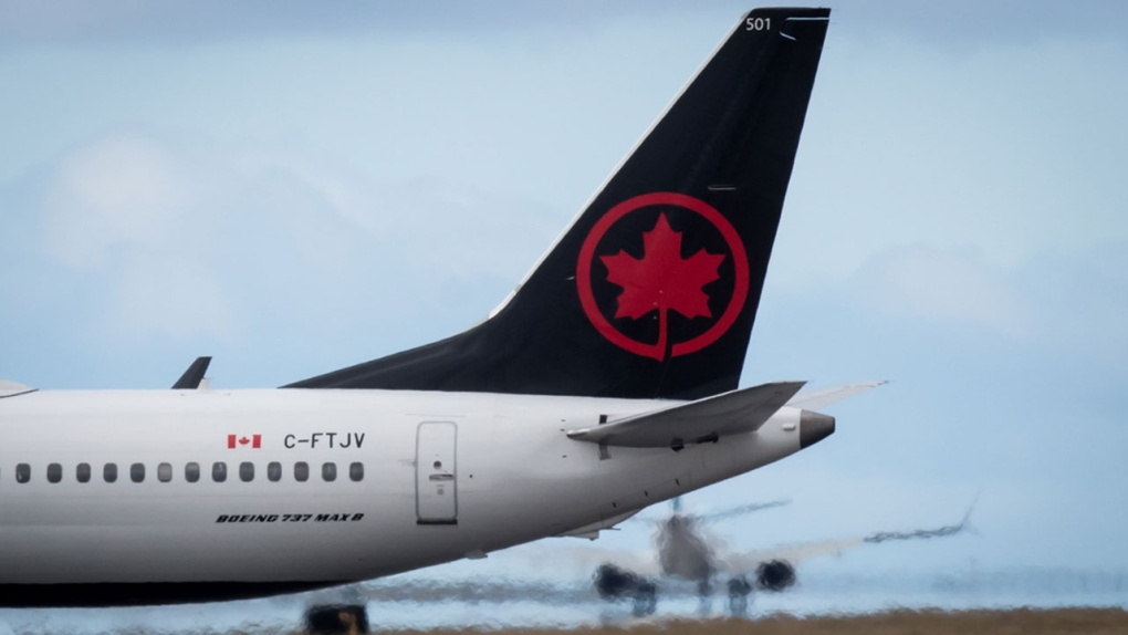 Air Canada grounds its Boeing Max 8s until at least July 1 to provide certainty
