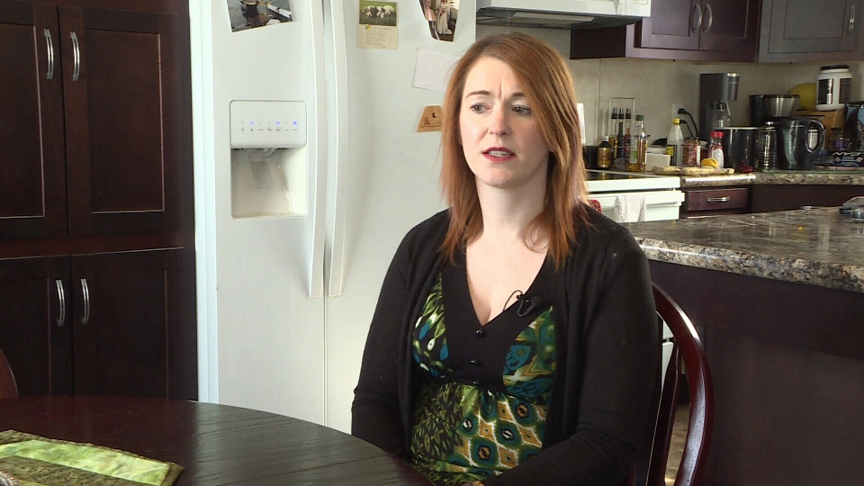 Danielle Rands says more supports are needed for domestic abuse victims in rural Saskatchewan. (Alessandra Carneiro/CTV Yorkton)